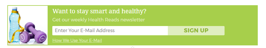 Reader's Digest signup