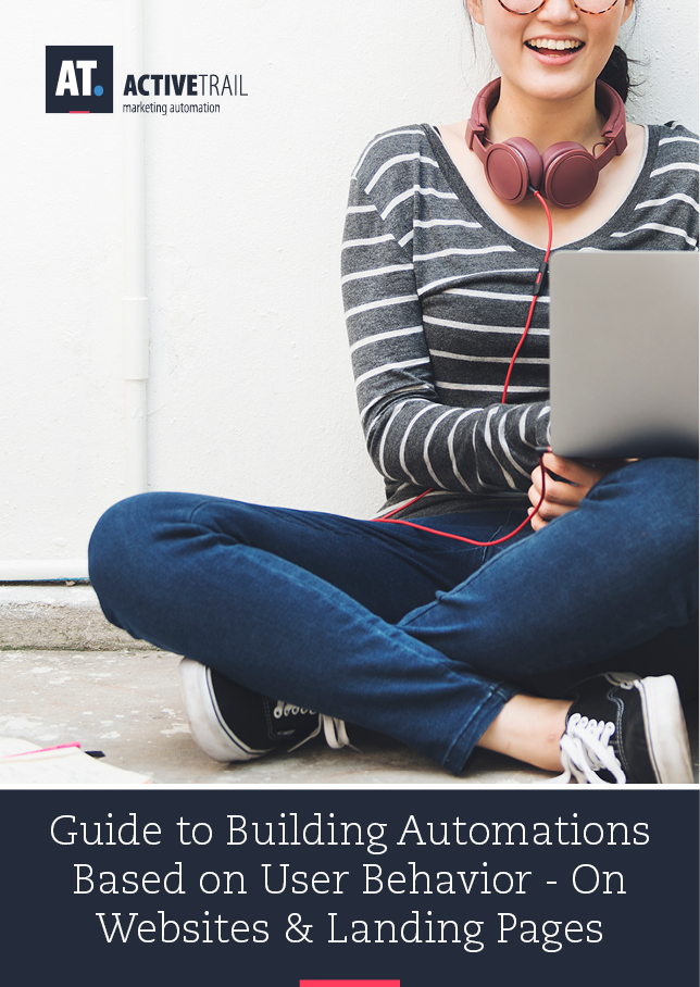 Guide to Building Automations Based on User Behavior – On Websites and Landing Pages