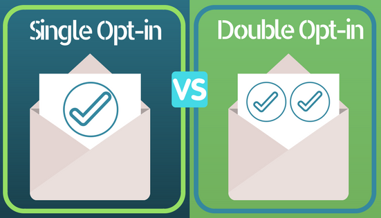 Double opt-in – One of the first steps to email marketing