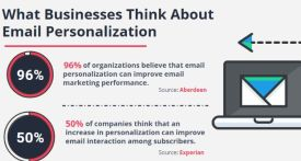 Amazing Email Personalization Statistics – Infographic