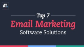 Top 7 Best Email Marketing Software Solutions in 2019