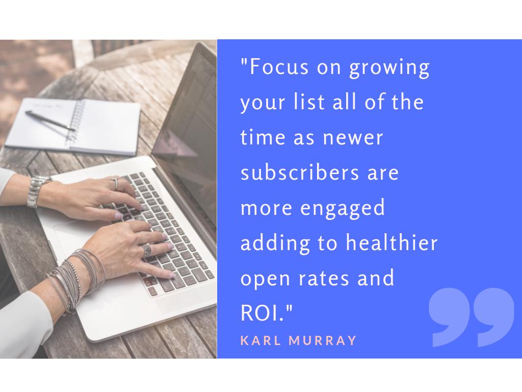 email marketing focus statistics