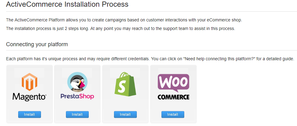 activecommerce woocommerce version update