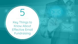 5 Key Things to Know About Effective Email Fundraising