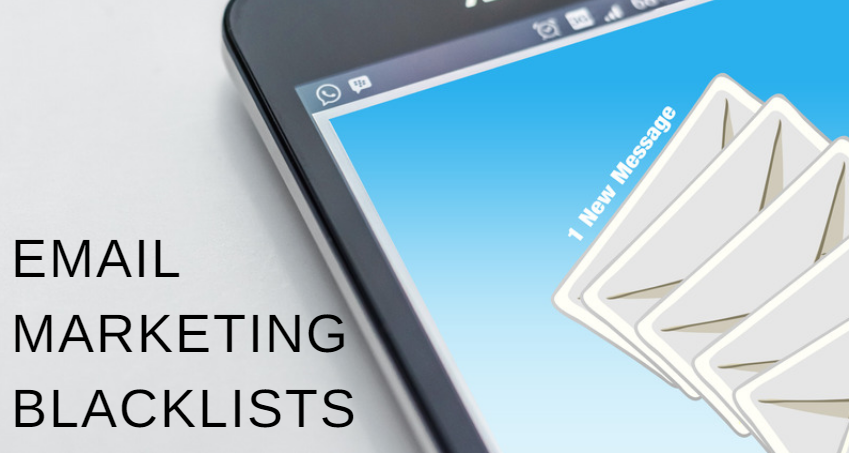 email marketing blacklists