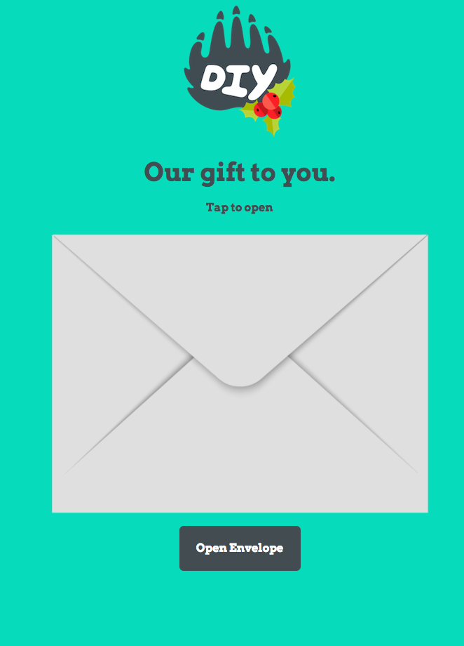 idea for email marketing