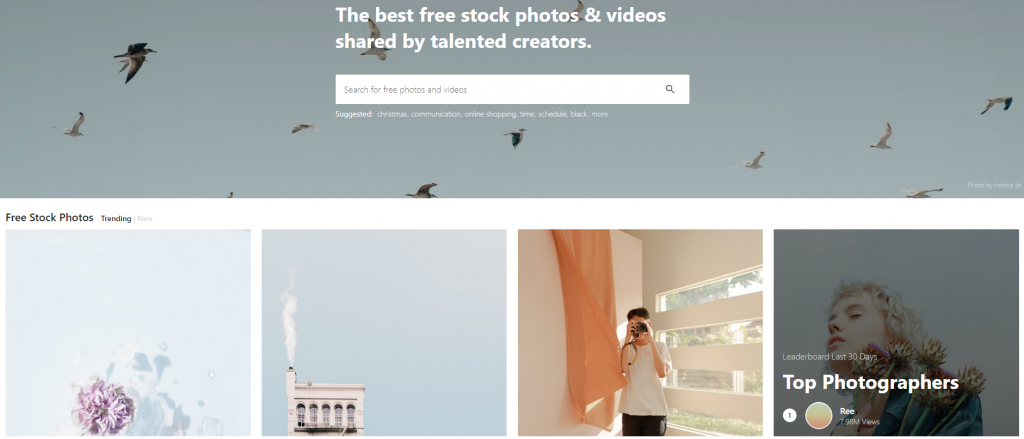 free image examples