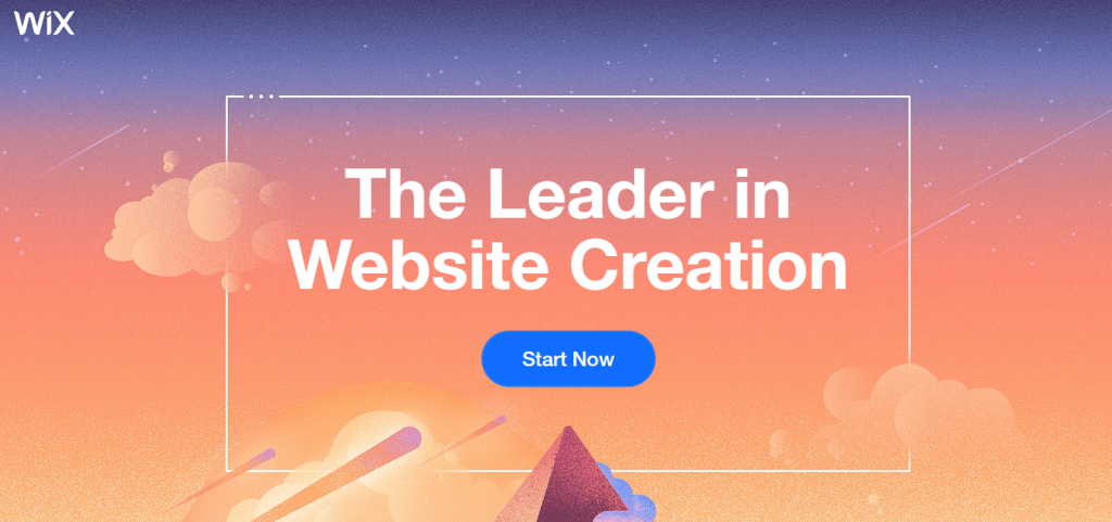 wix example marketing tools