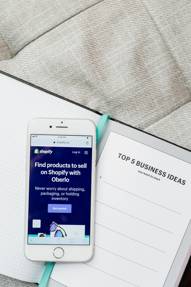 Going online with your business